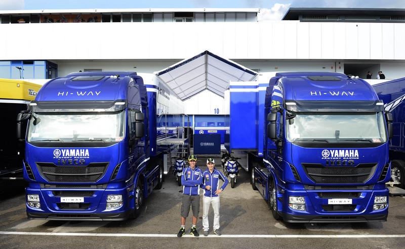 Trucks Blue