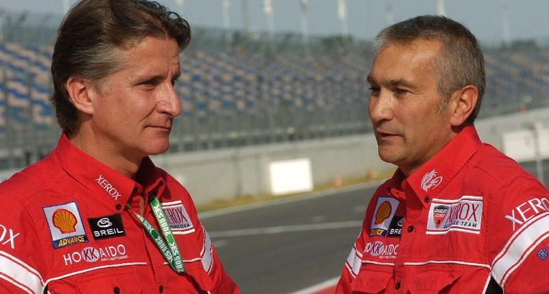 Tardozzi returns to Ducati