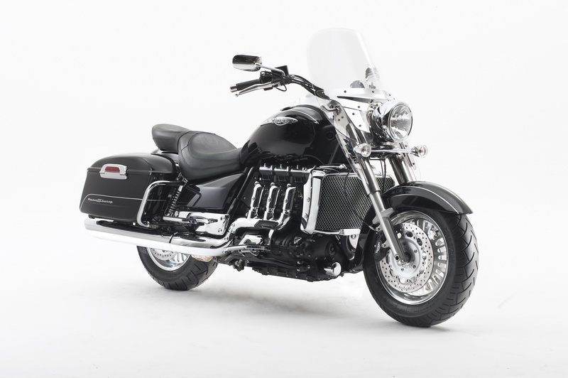 Triumph Rocket III now with ABS
