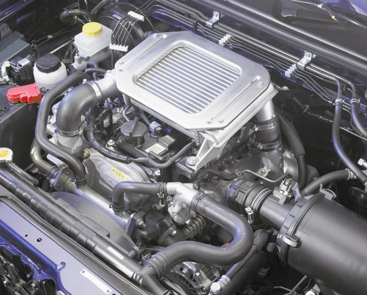 Nissan Navara turbo-diesel