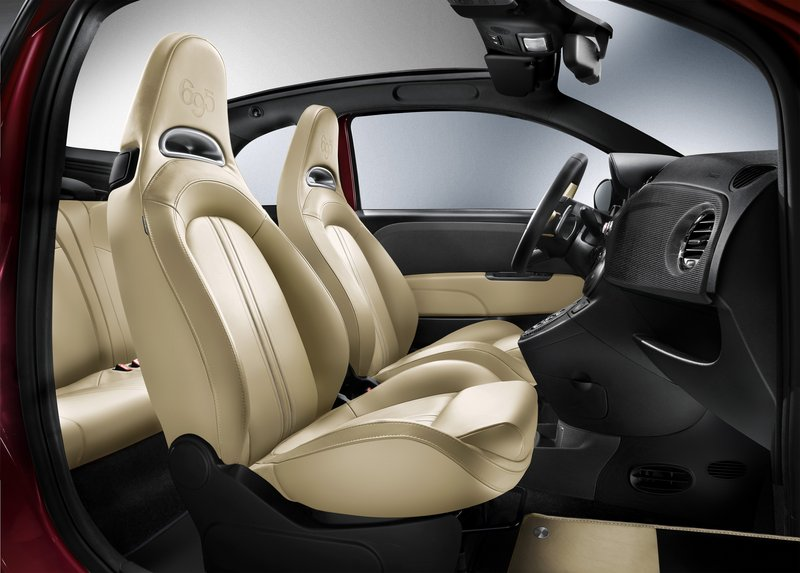 Abarth produce Maserati tribute 695
