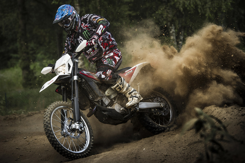 First 2013 Husqvarnas now available