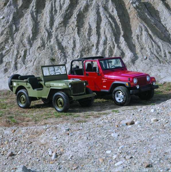 1941 Willys Jeep MB