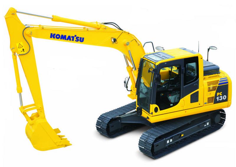 Versatility key to Komatsu's 13 tonne excavator range