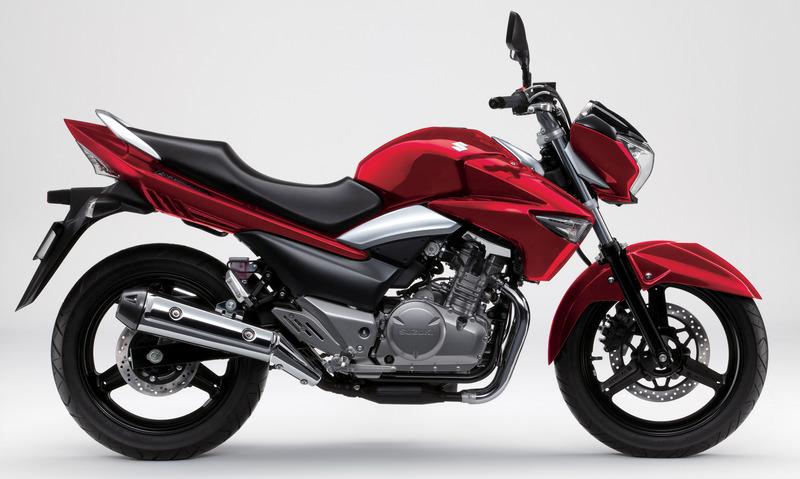 Rideaway deal on Suzuki Inazuma LAMS bike