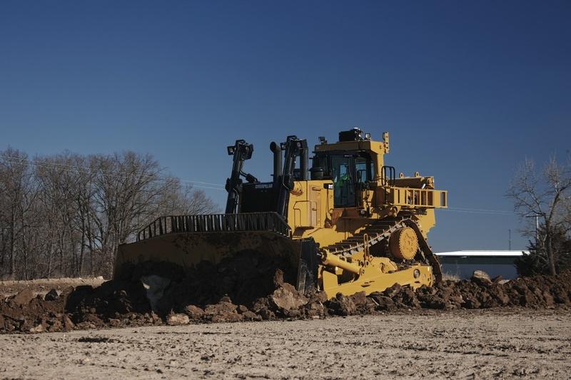 Refined design for Cat D11T and D11T Carrydozer deliver productivity gains