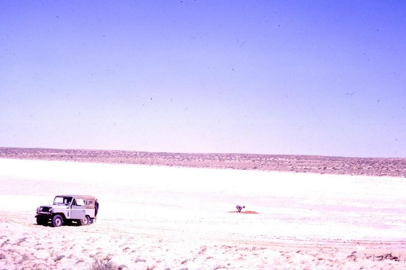 Simpson Desert revisited