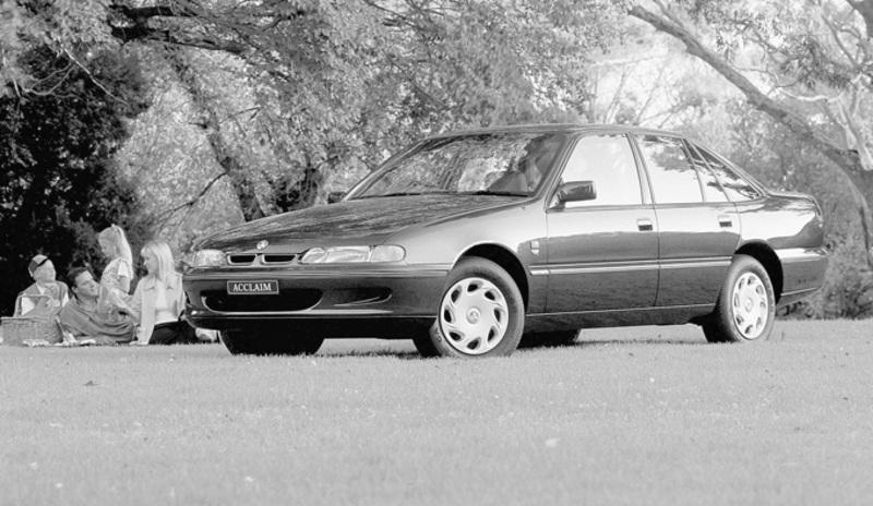 VS Commodore 1995