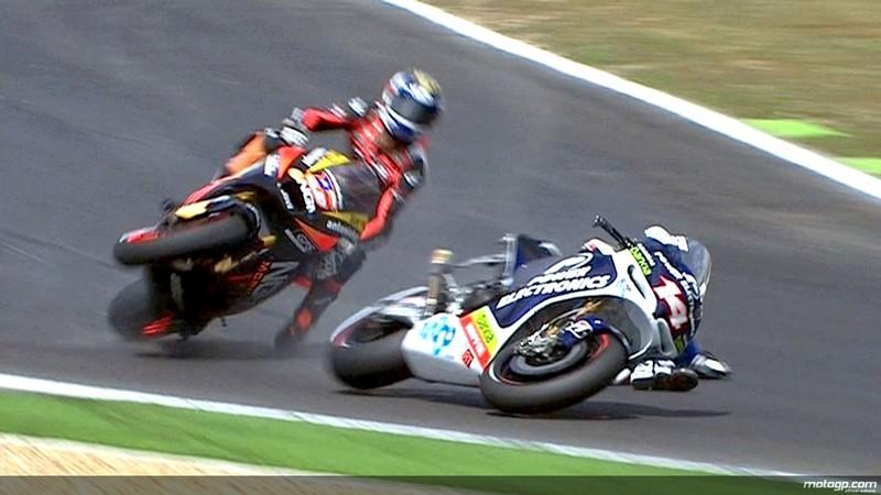 Edwards injured at Estoril MotoGP round