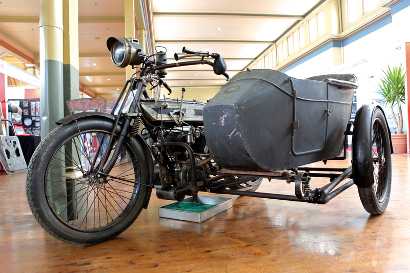 Motorcycles to feature at RACV Motorclassica 2012
