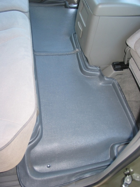 Sandgrabba rear floor mats