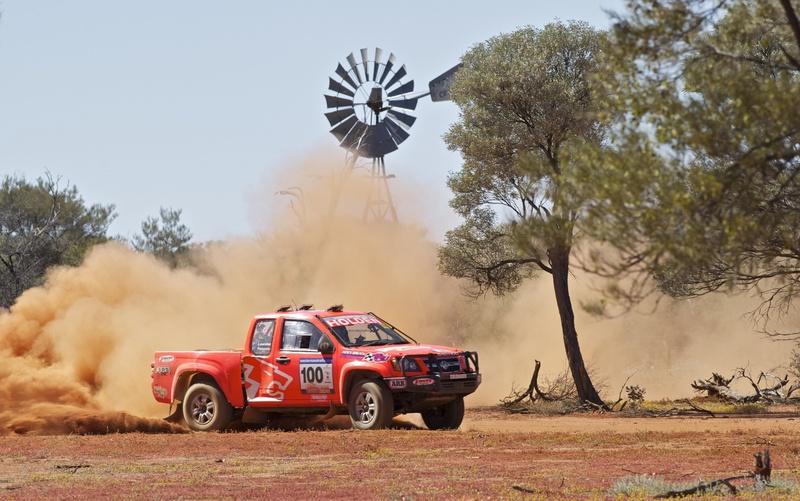 Riley holds lead after Australasian Safari leg 6