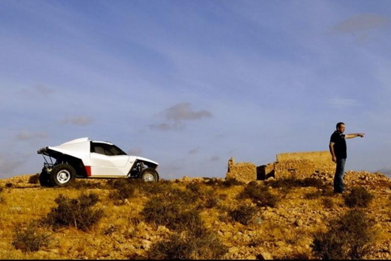 Dakar 2013 countdown - the Bedin buggy