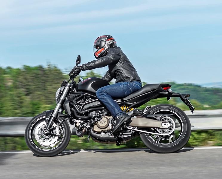 Ducati reveal Monster 821