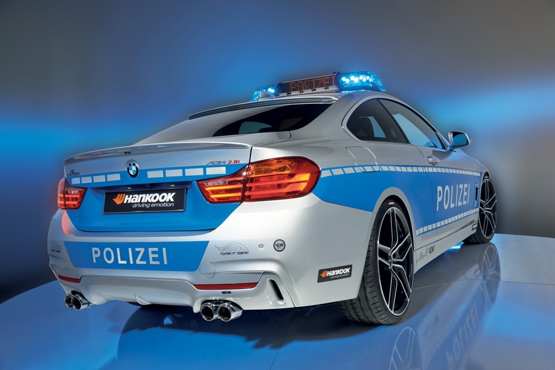 AC Schnitzer Police BMW 4 Series coupe