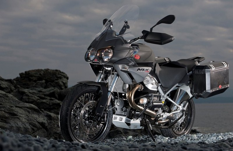 First look at the 2012 Moto Guzzi models