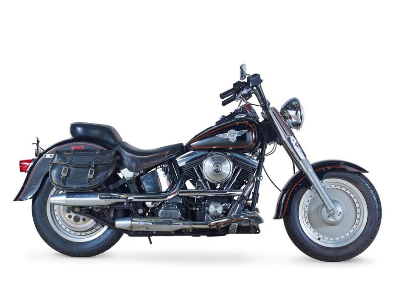 Harley-Davidson Terminator 2 1990 Fat Boy