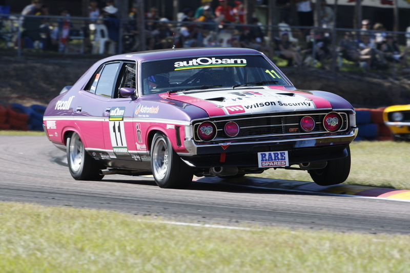 Ford Falcon Racing