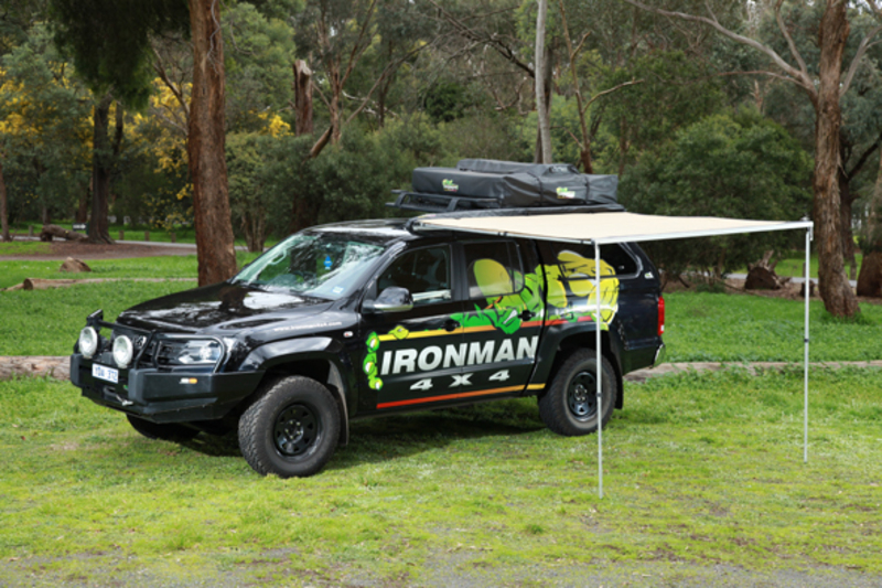 Ironman Instant Awning