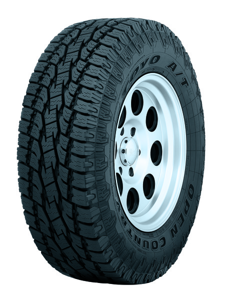 Toyo ready for 4x4 tyre boom with Open Country A/T II