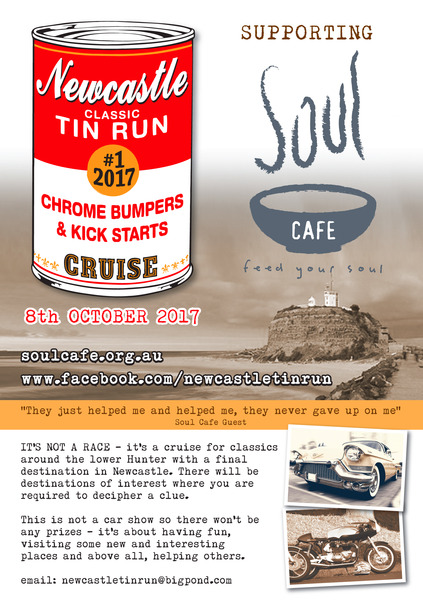 Newcastle Tin Run