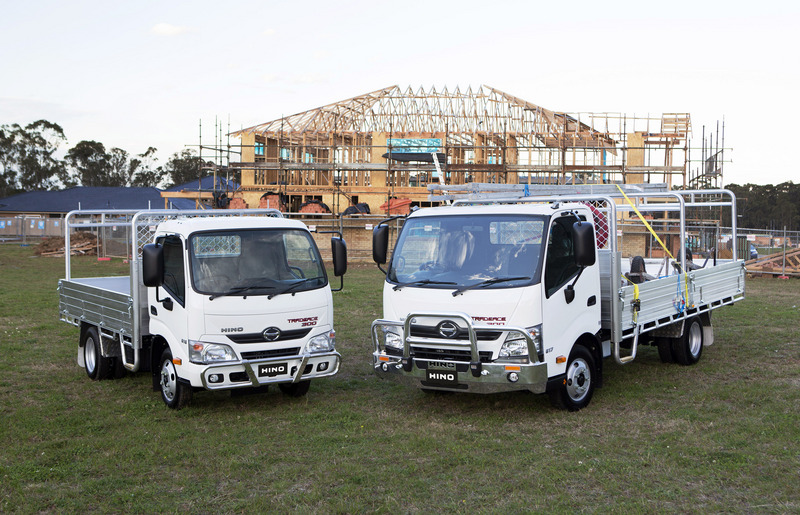 Hino special offers on new light duty trucks