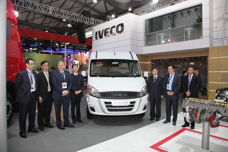 Iveco 'Naveco Power' Daily