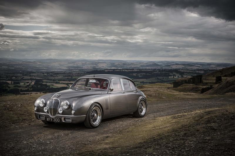 Jaguar Cars, road