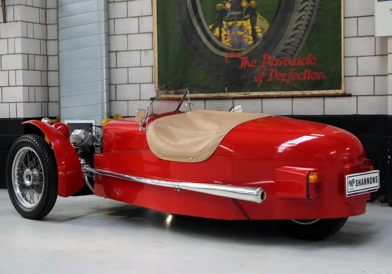 Rare Morgan replica to be auctioned