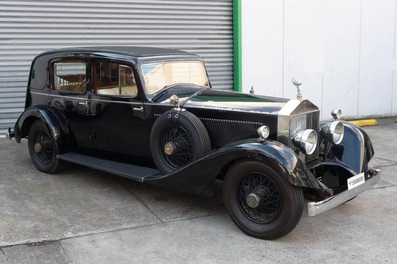1925 Rolls-Royce Phantom 1 Saloon