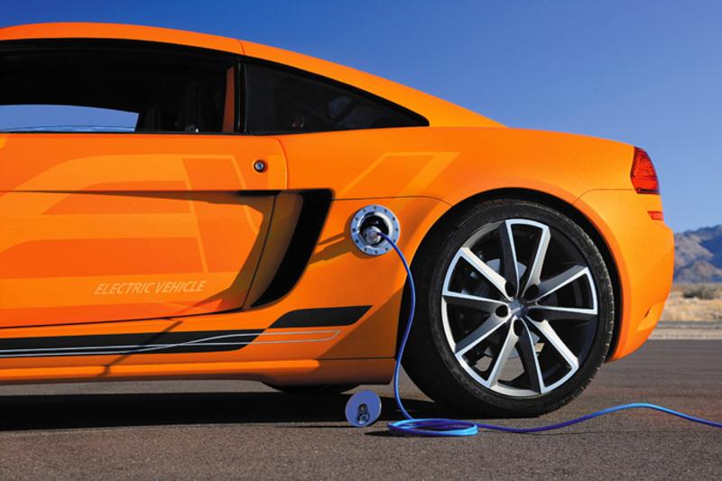Dodge Circuit EV rear wheel