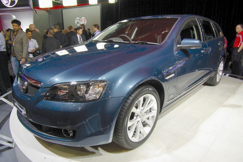 Holden Sportswagon