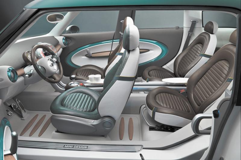Mini Crossover Concept interior