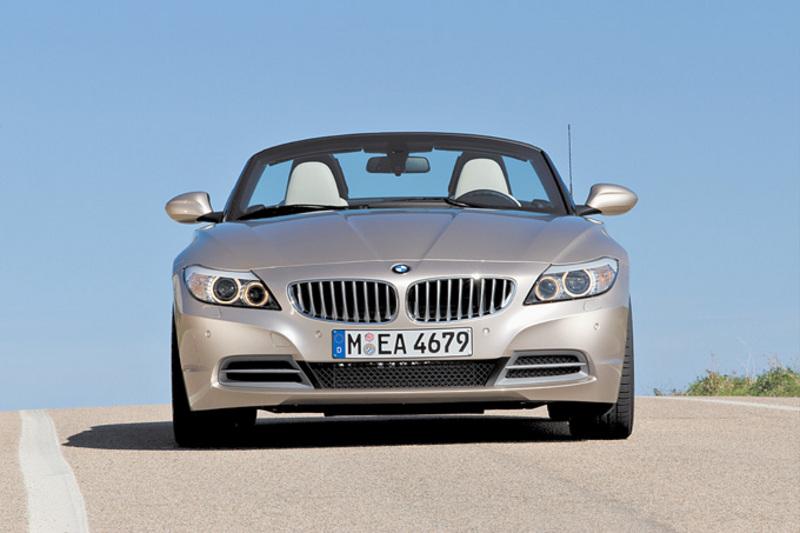 2009 BMW Z4 front