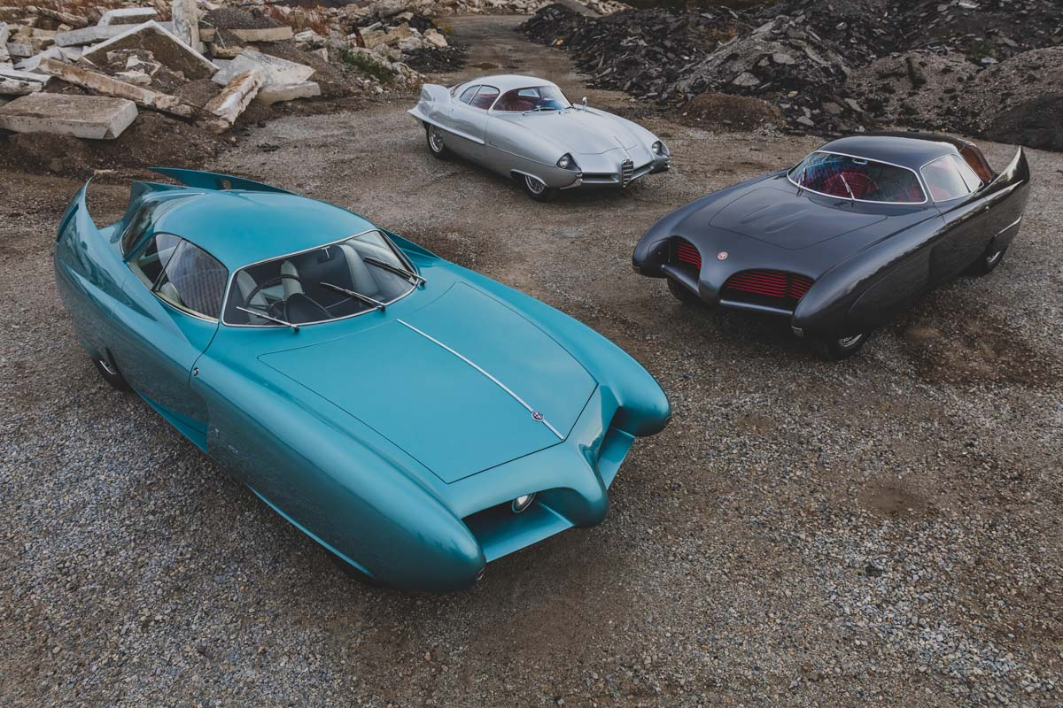 FEATURE – Alfa Romeo B.A.T. auction