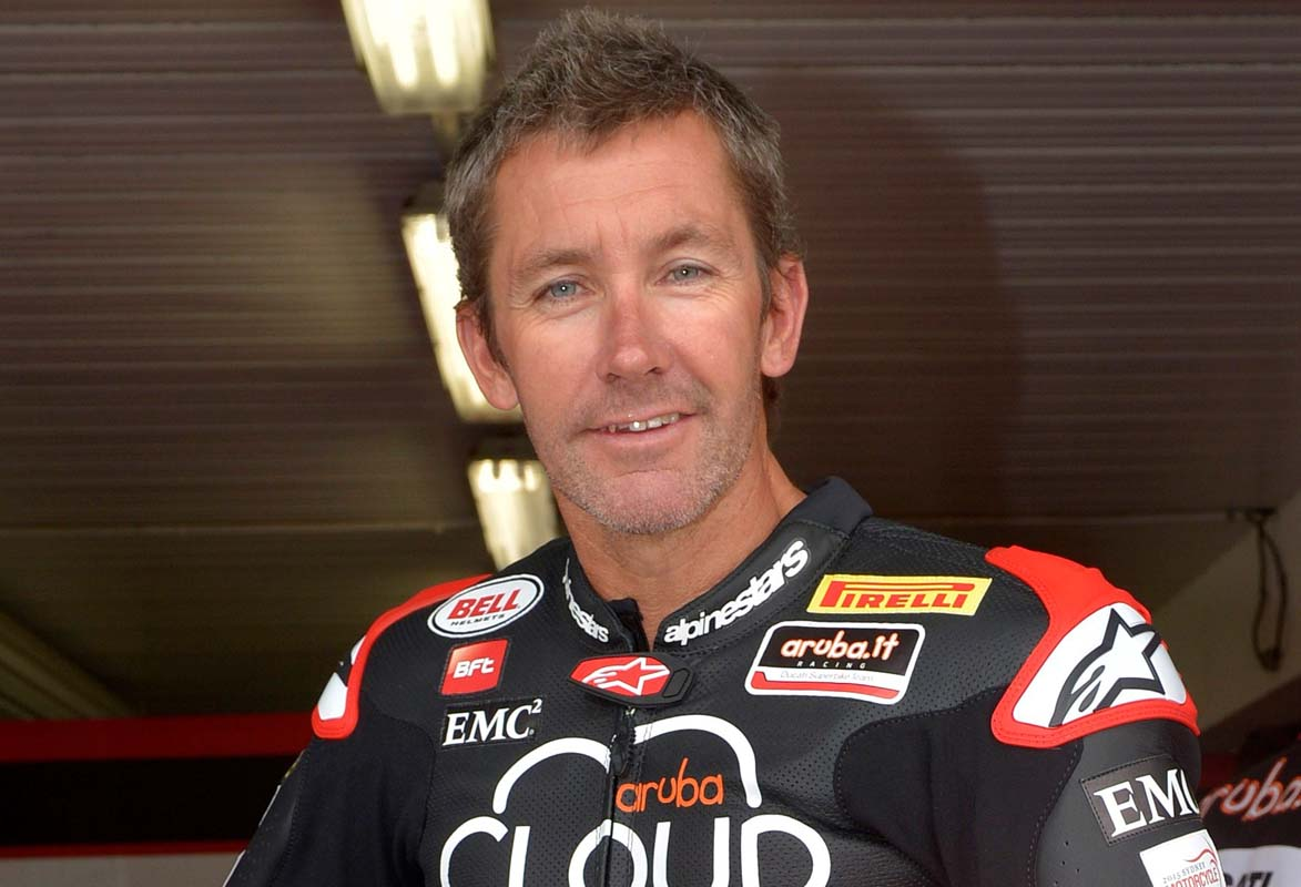 Troy Bayliss bikes to feature at Ducati Museum