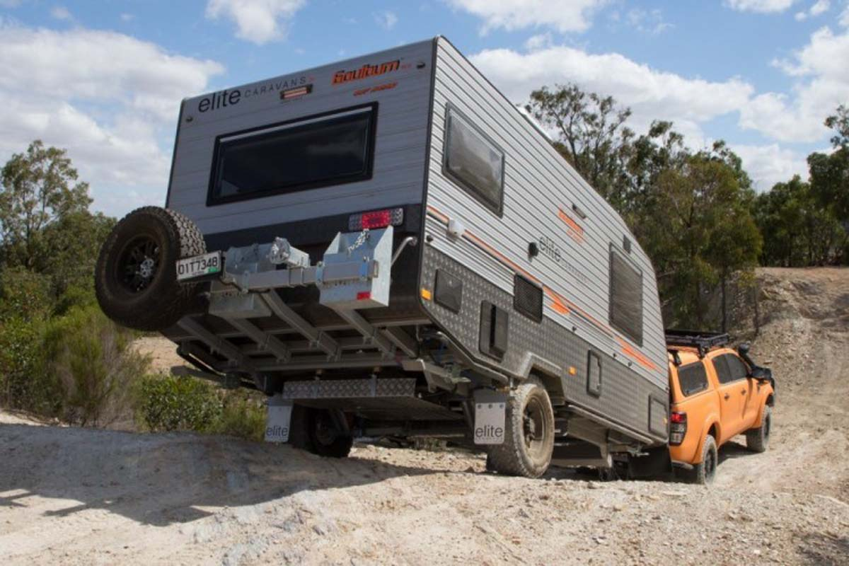 Safe caravan and trailer towing tips