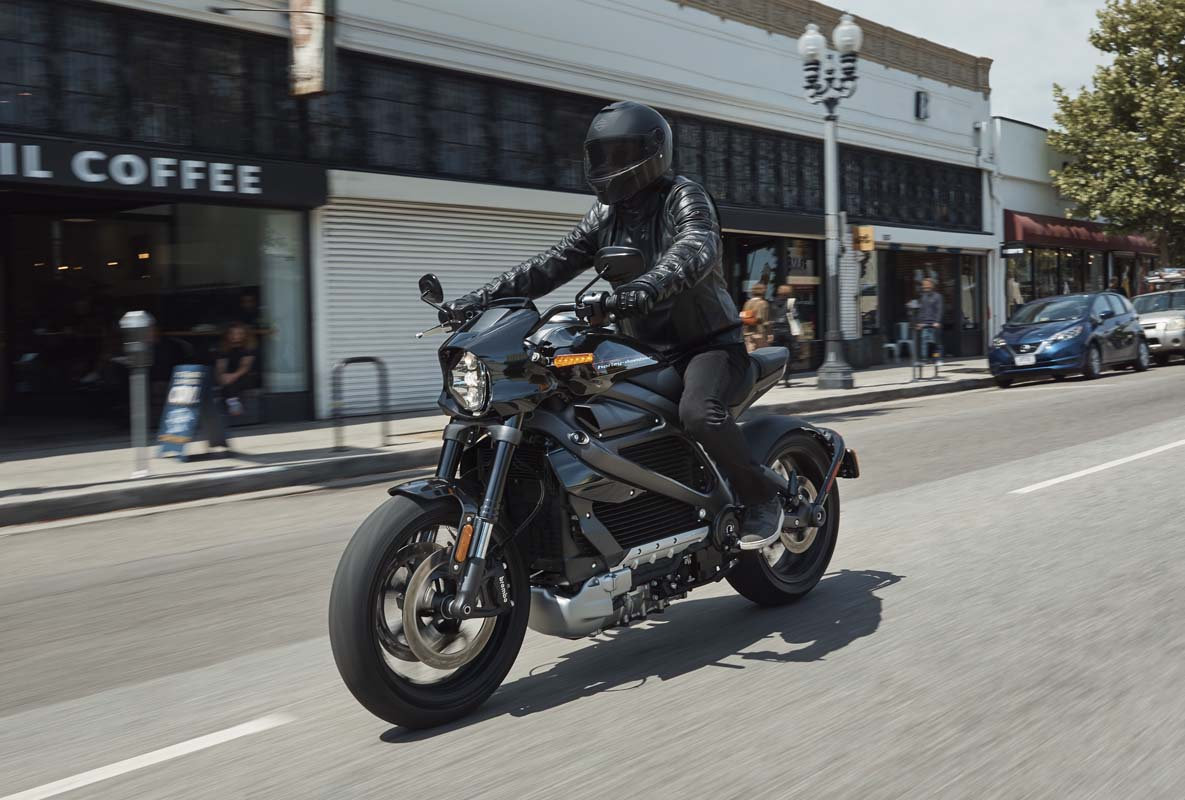 First LiveWire standalone model revealed in US