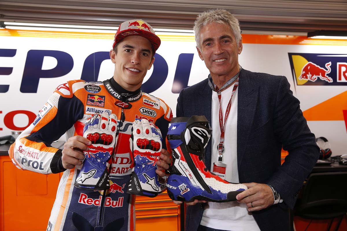 Marquez credits Doohan with recovery assistance