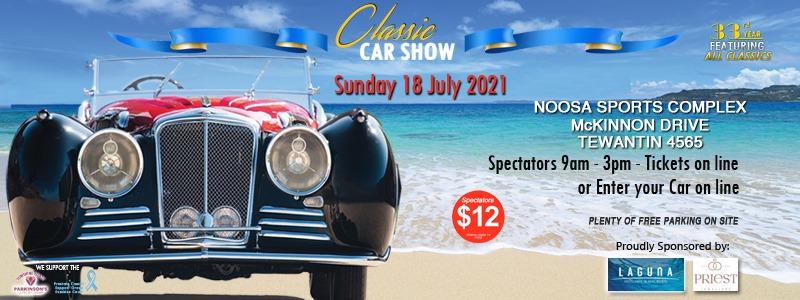 noosa car show