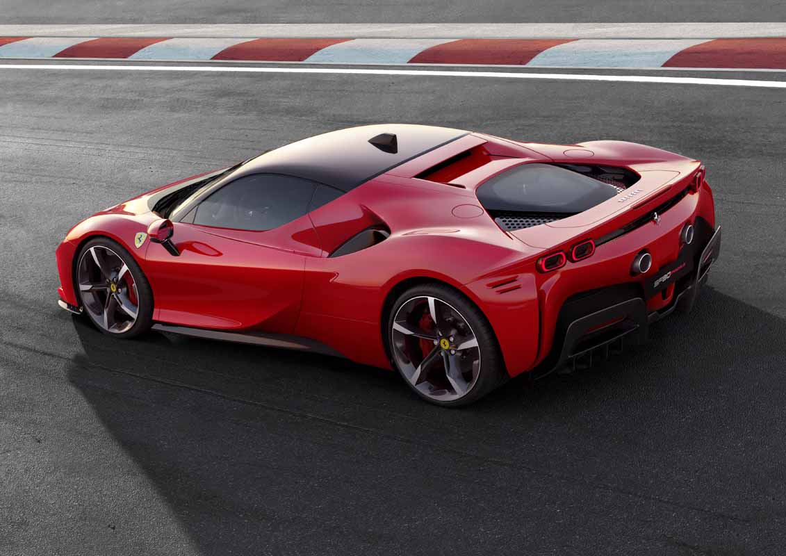 FERRARI STARS IN NEW 'RENDEZVOUS