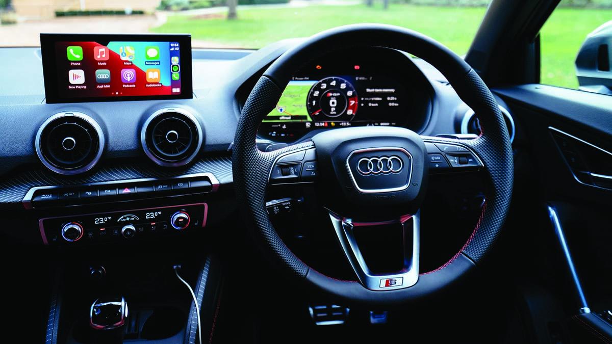 REVIEW – 2021 Audi SQ2