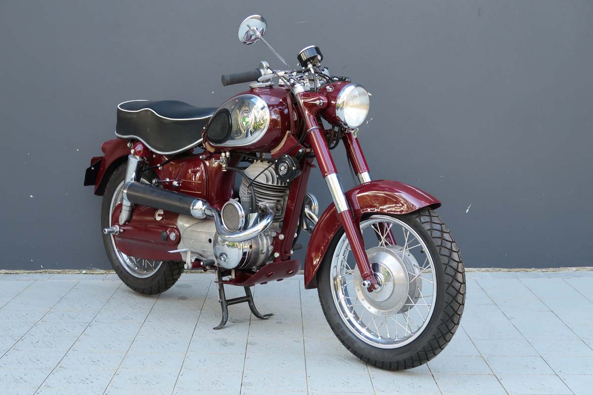 Rare Puch SGS 250 available through Shannons online auction