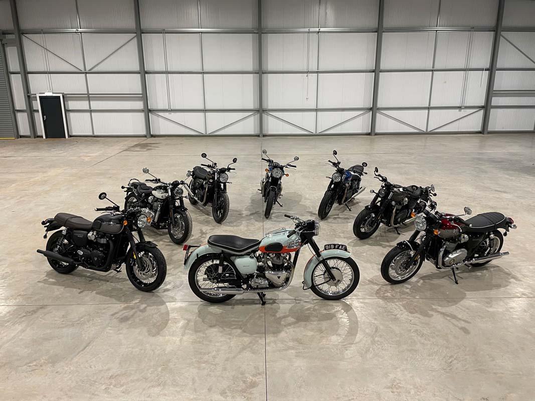 FEATURE - 2021 Triumph Bonneville range