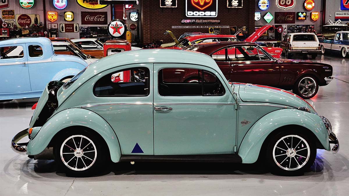 Hi-Po turbo Beetle up for grabs in SEVEN82MOTORS auction