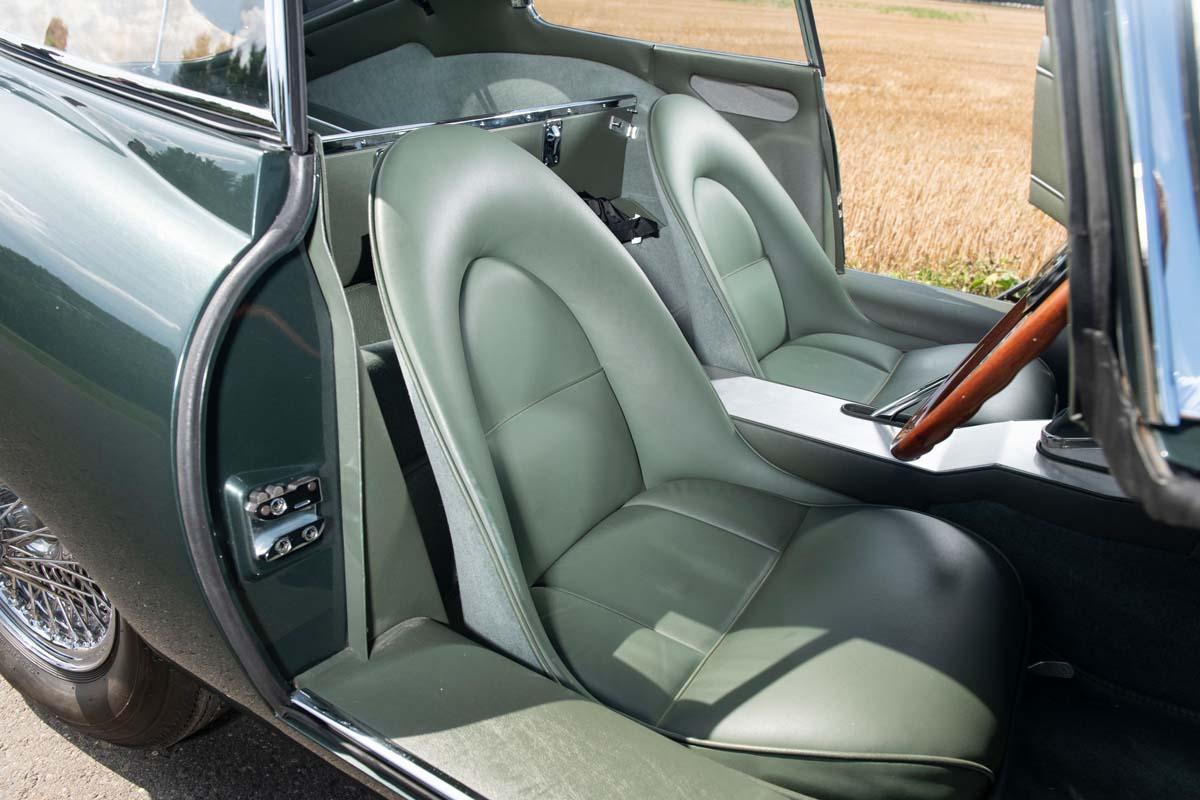 FEATURE - 1961 Jaguar E-type FHC