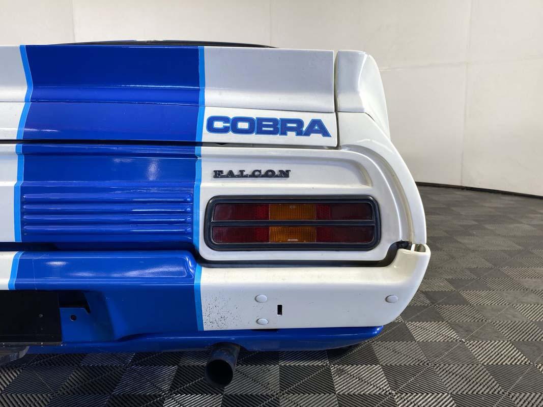 Classic XC Cobra auctioned through Grays