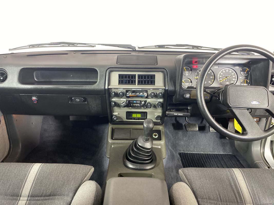 Last V8' Fairmont Ghia ESP auctioned for $355,000