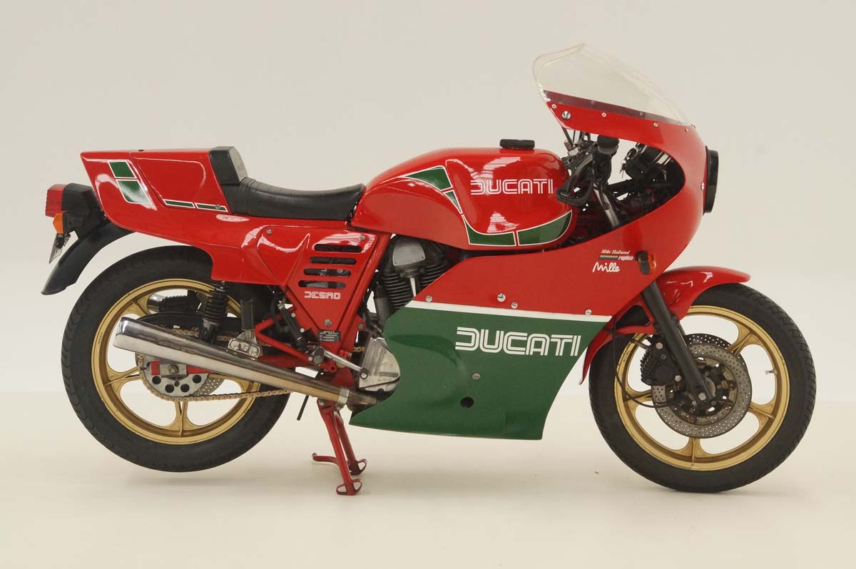 Desirable Ducatis to be auctioned by Shannons