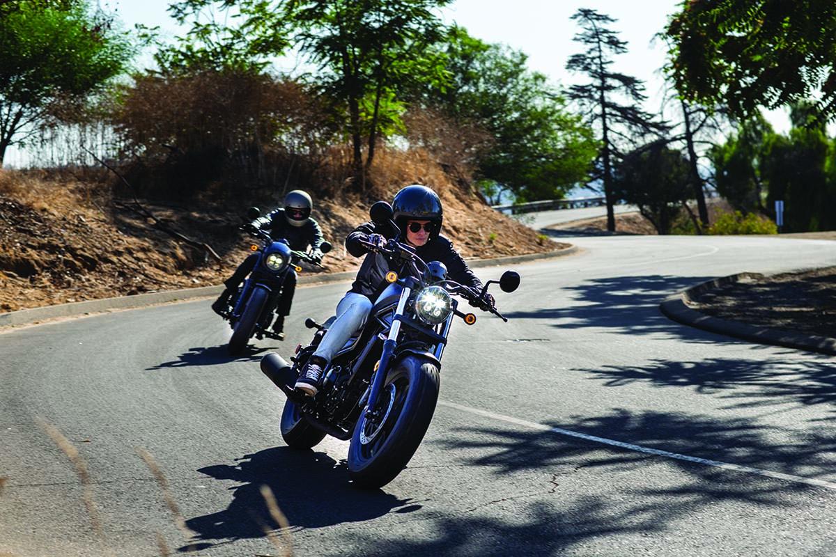 Honda releases 2020 CMX 500